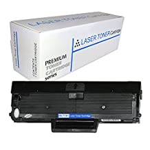 Proosh Compatible Toner Cartridge for Samsung MLT-D101S, Black, Non OEM; for use in Compatible Printers: Samsung ML-2160 ML-2165 ML-2165W SCX-3400 SCX-3400F SCX-3400FW SCX-3405FW SCX-3405W SF-760P