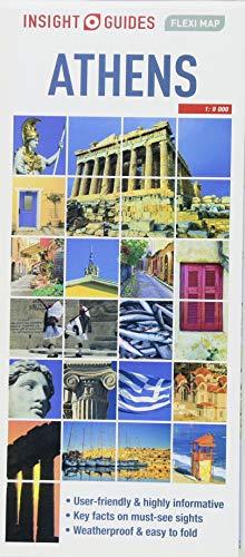Insight Guides Flexi Map Athens (Insight Flexi Maps)