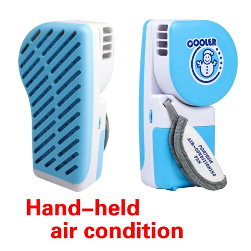 ACE Mini Portable USB Cooling Evaporative Pocket Air Cooler Air Conditioning Fan