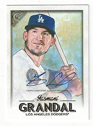 Amazoncom Yasmani Grandal Autographed Collectible Baseball