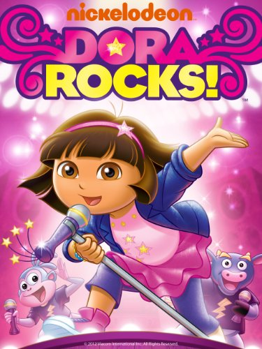 Amazon Com Dora The Explorer Dora Rocks Nickelodeon