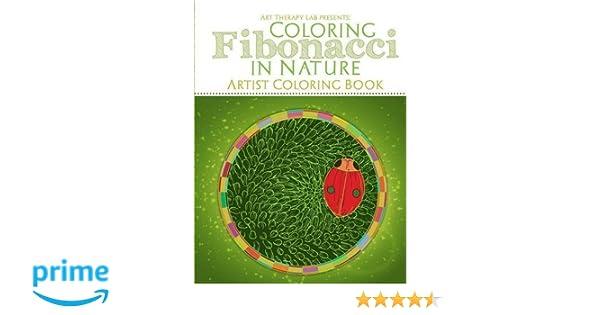 Amazon.com: Coloring Fibonacci in Nature (9781329770850): Art ...