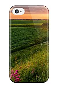 Iphone 4/4s Case Cover Sunrise Case - Eco-friendly Packaging 9940691K99536013