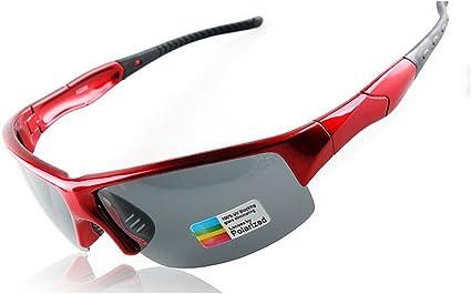 Huangjiaohao-SP - Gafas de Ciclismo Unisex con Lentes ...