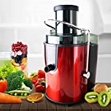 SKG Premium 22,000 RPM High Yield Stainless Steel Wide Mouth Juice Extractor (Wine)
