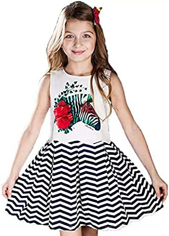 Special Occasion A Line Dress For Girls
