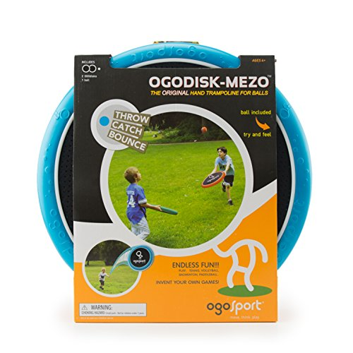 (OgoSport Mezo OgoDisk Set - Outdoor Family Camping Game for Kids, Adults, and)