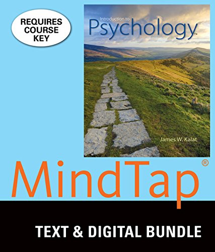 INTRO.TO PSYCHOLOGY (LOOSE)-W/MINDTAP