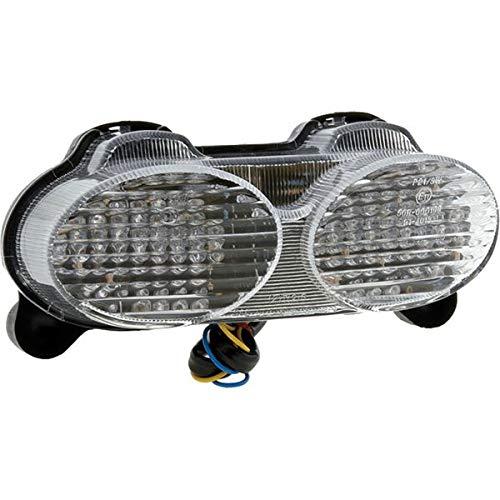 Lockhart Phillips LED Blinker Taillight - KAWI NINJA ZX-6R 1998-2002; KAWI