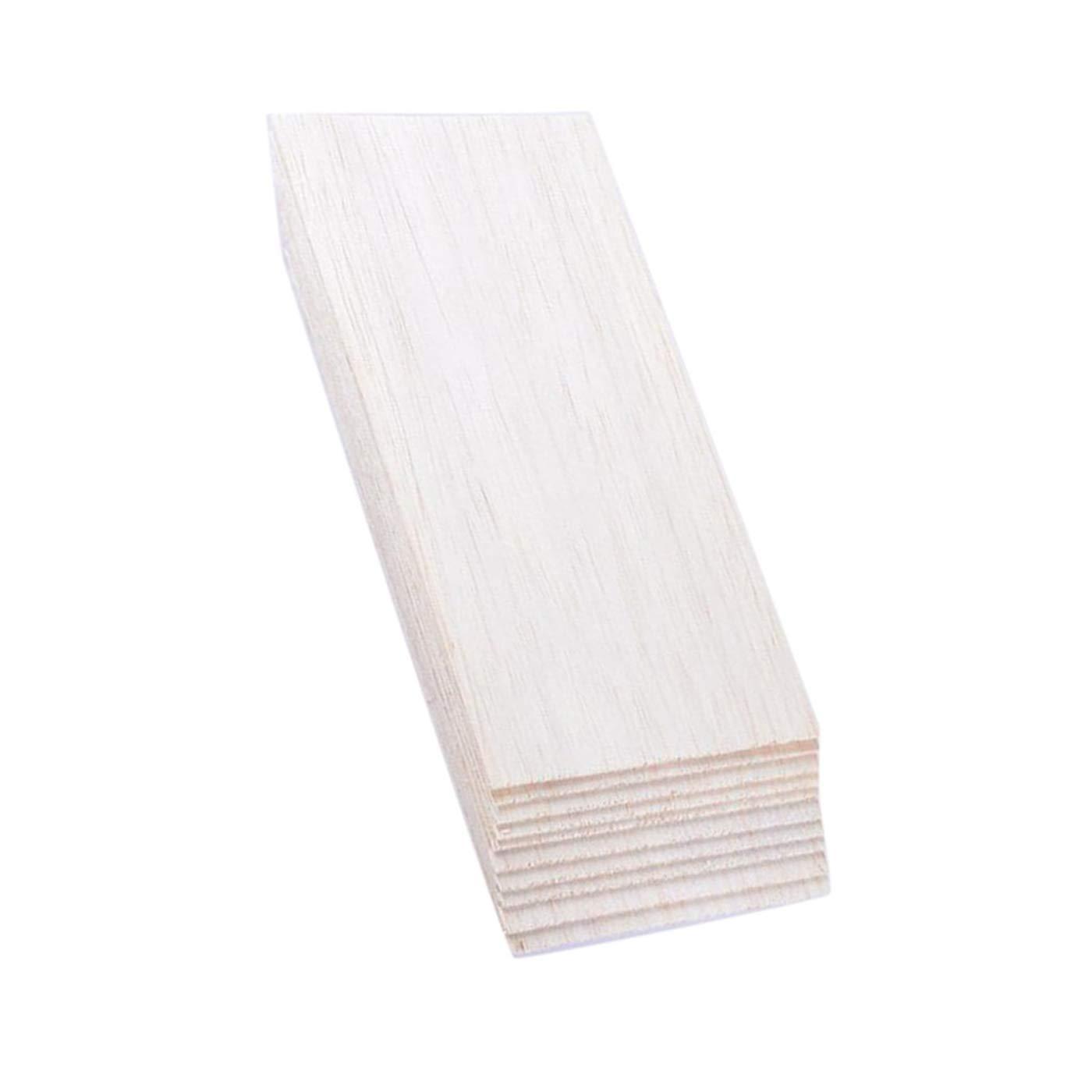 210 mm x 297 mm para manualidades bricolaje marqueter/ía contrachapada superior madera maciza AUPROTEC 5x A4 Placas de madera 8mm Contrachapado de Abedul