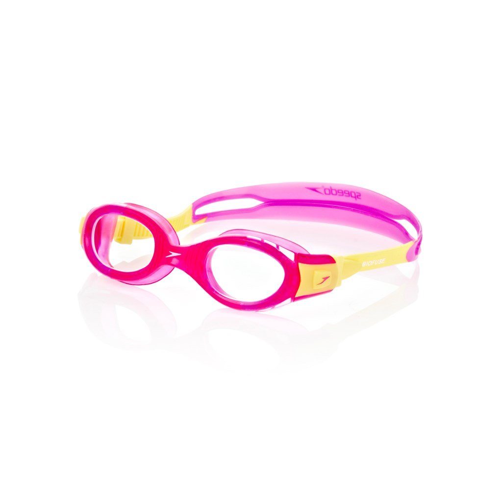 TALLA Única. Speedo Futura Biofuse Junior Gafas de natación, Unisex niños