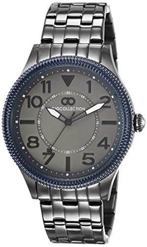 Gio Collection Analog Grey Dial Men #39;s Watch   G1005 66