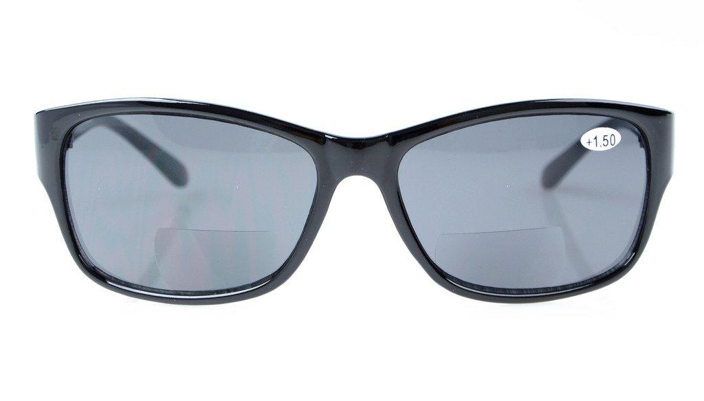 Eyekepper Lunettes de vue lecture bifocale - lunette solaire Fashion  (+1.50, polarisee noir)  Amazon.fr  Hygiène et Soins du corps 7615a27adbe3