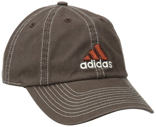 e75cc22c864 adidas Men s Weekend Warrior Cap (ESPRESSO LONGHORN ORANGE WHITE ...