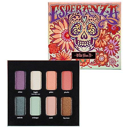 KAT VON D ~ Esperanza Eyeshadow Palette ~ Limited Edition (Kat Von D Palette compare prices)