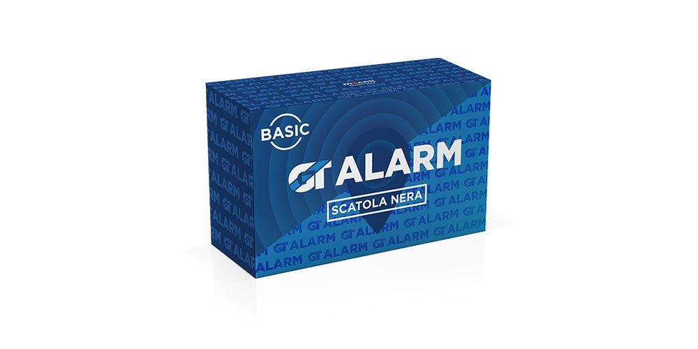 GT Alarm caja negra Basic Color Antirrobo satélite y control ...