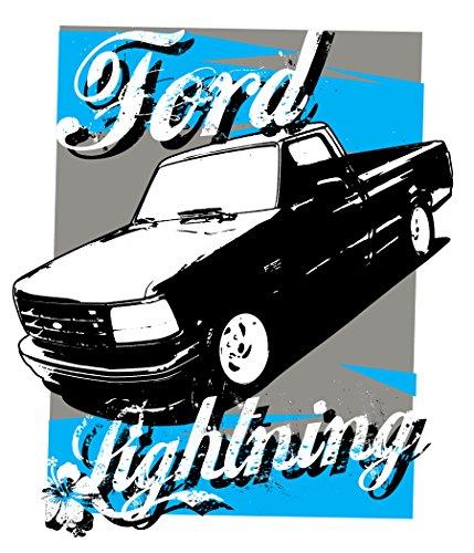 ford lightning poster - 2