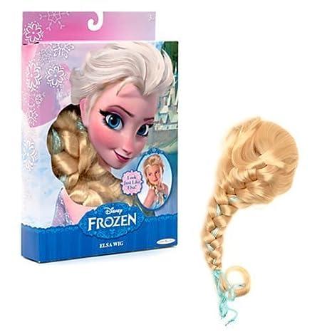 Disney Frozen Elsa peluca