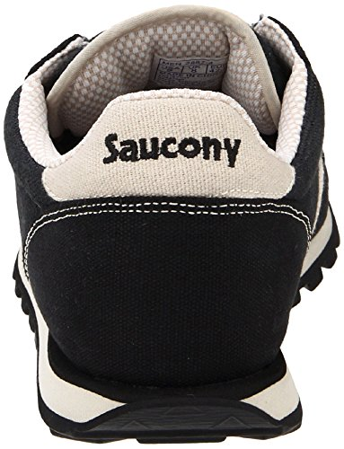 Low Vegan Men's Originals Jazz Sneaker Saucony Pro Schwarz qtTAgwUHxU