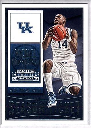 040acca0048 2015-16 Contenders Draft Picks Season Ticket Basketball  71 Michael Kidd-Gilchrist  Kentucky