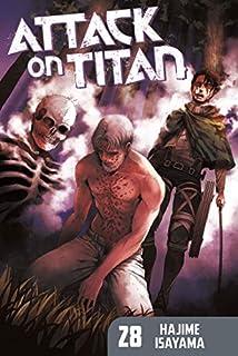 Attack on Titan 28 (1632367831) | Amazon price tracker / tracking, Amazon price history charts, Amazon price watches, Amazon price drop alerts