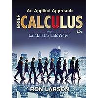 Calculus: An Applied Approach, Brief