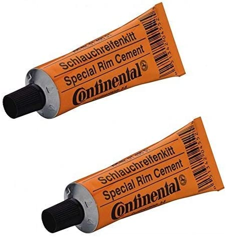 Continental Cement Carbon Bike Rims 25g Bicycle Tube Box of 12
