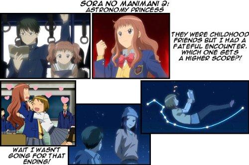 Sora No Manimani Complete Anime Series