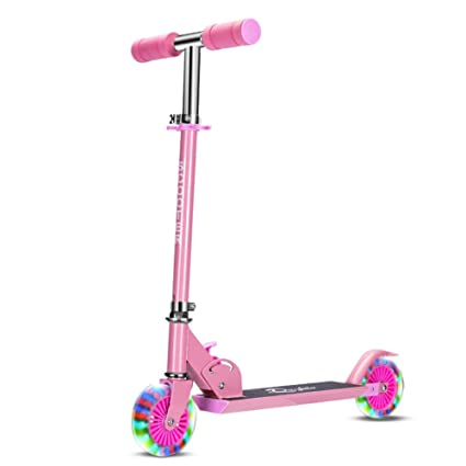 Patinete- Kick Scooter para Niños 2 Wheel Scooter con Ruedas ...