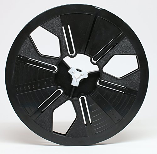 Autoloading 8mm Movie Film Reel - 400 ft. (7 inch) (Black)