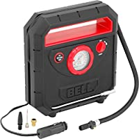 3000 Black Bell Aire SS5096 Tyre Inflator with Programmable Pressure Gauge with Auto Shut-Off