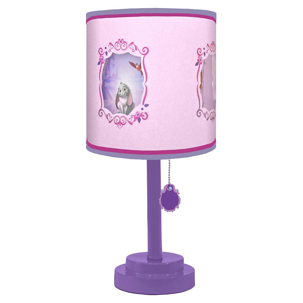 Amazon.com : Disney Sofia The First Collection For Nursery / Toddler Room  (Table Lamp) : Childrens Mattress And Box Spring Sets : Baby