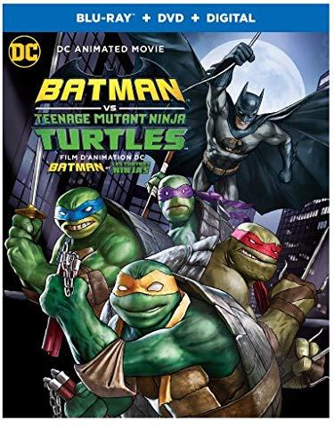 Batman vs Teenage Mutant Ninja Turtles [Blu-ray]