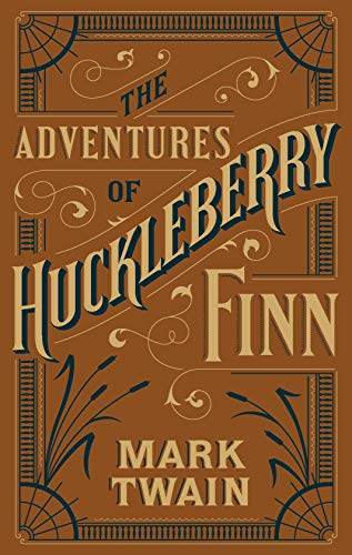 Adventures of Huckleberry Finn (Barnes & Noble Flexibound Classics) (Barnes & Noble Flexibound Editions)