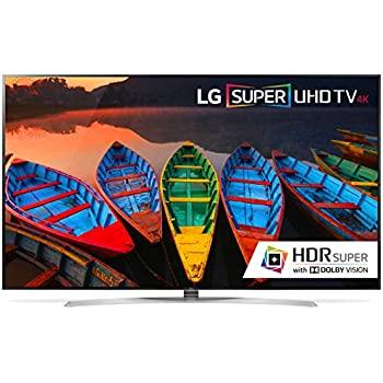 LG Electronics 65UH9500 65-Inch 4K Ultra HD Smart LED TV (2016 Model)