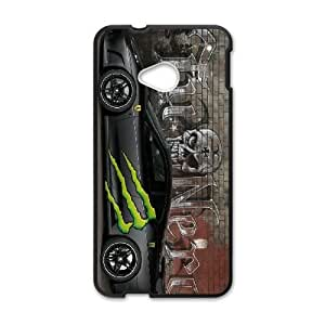 HTC One M7 Phone Case Monster Energy F4456966