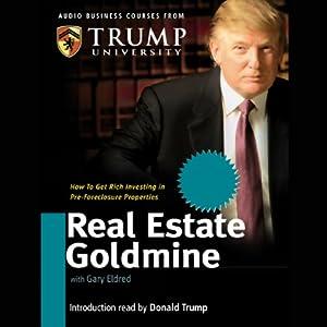 Real Estate Goldmine Audiobook