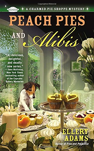 book cover of Peach Pies and Alibis