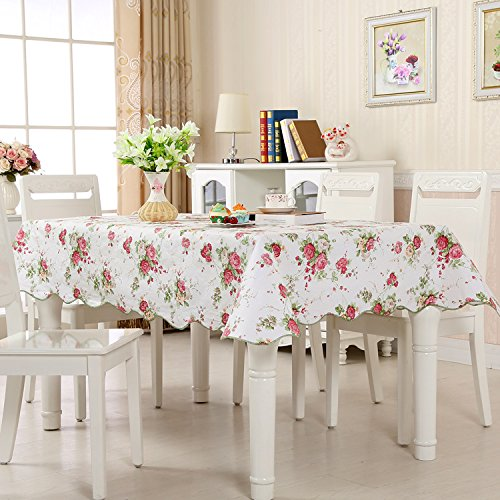 Uforme Home Decor X-long Table Protector PVC Durable, 60