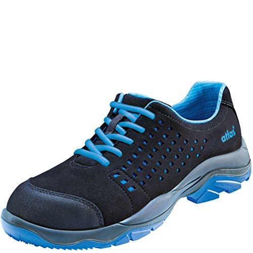 femme Schwarz Atlas de sécurité pour blau Chaussures T6ZqXIxq0