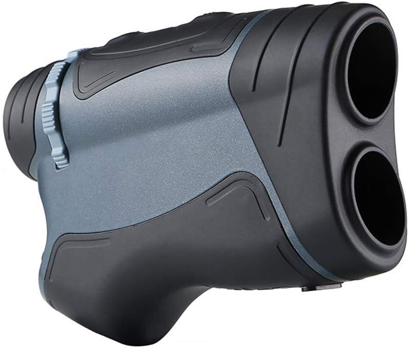 KXDLR 437Yards 400M Láser Caza Telémetro Bandera-Lock para Golf Deportes De La Fauna Forestal 6X Magnificación Distancia Velocidad Ángulo De Lectura Medición