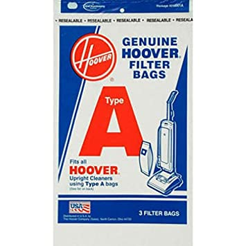 Hoover 4010001A Type A Vacuum Bags 3