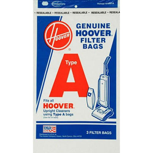 The 10 best hoover vacuum bags type a 2020