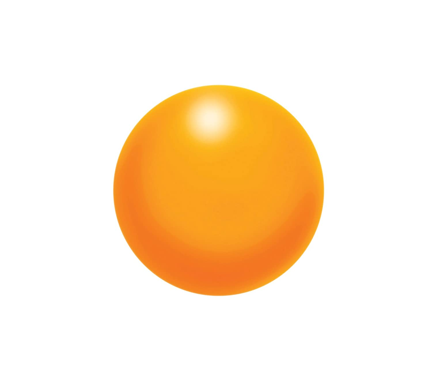 Ideal for Rehabiliation//Arthritis//Weak Wrists. AIDAPT Orange Soft Foam Physiotherapy Ball for Strengthening Hand and Wrist Muscles