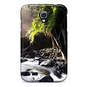 Tough Galaxy Case Cover/ Case For Galaxy S4(neidong Waterfall)