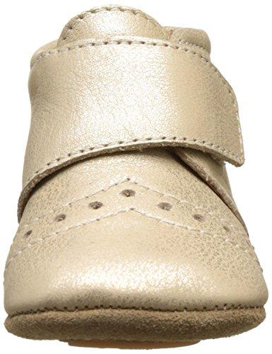 Bisgaard Baby Mädchen Petit Pantoffeln Gold (02 Gold)
