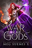 War of the Gods Complete Series Boxed Set: Books 1-4: a Reverse Harem Fantasy Romance