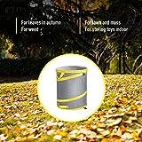 Jardineer 30 Gallon Pop Up Trash Can - Reusable