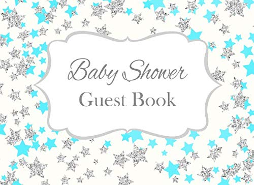 Baby Shower Guest Book: Twinkle Twinkle Little Star Advice for Parents and Gift Log ()