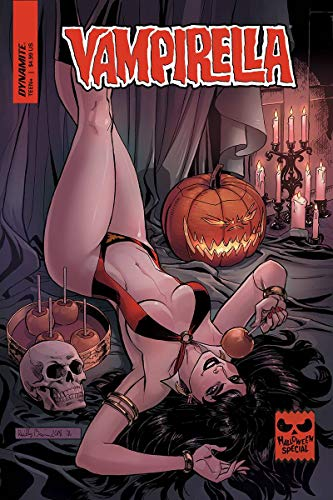 VAMPIRELLA HALLOWEEN SPECIAL ONE SHOT -